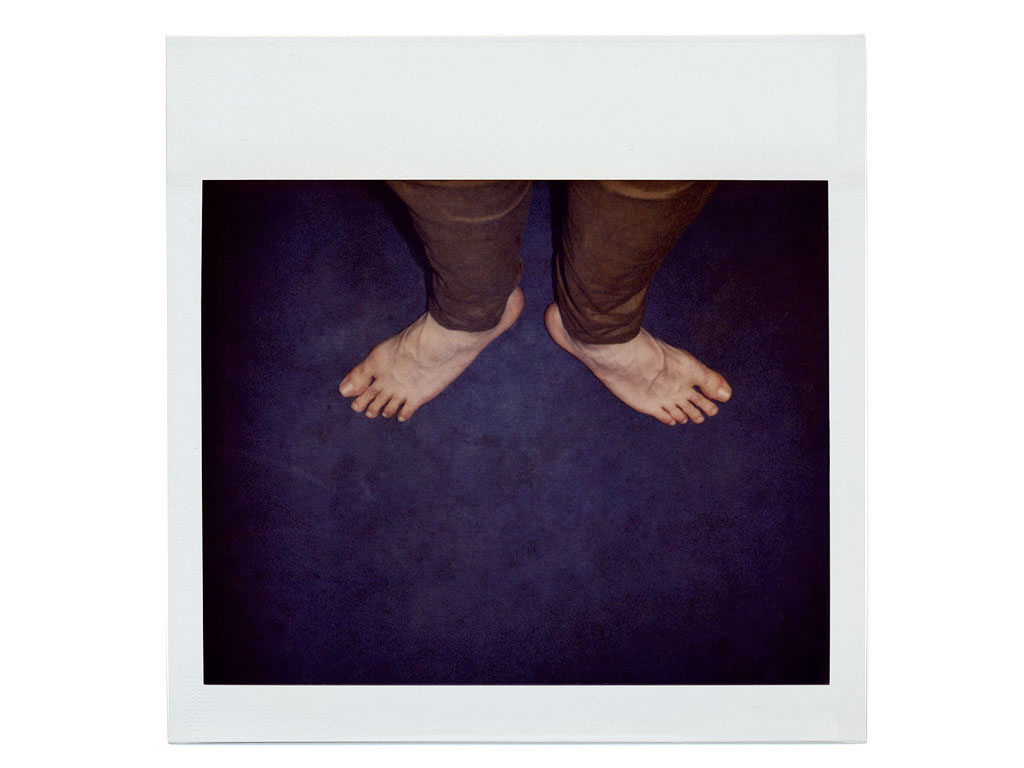 Claude Closky, 'Contortionism', 1997, Polaroïd, 12  photographs 10 x 10 cm.