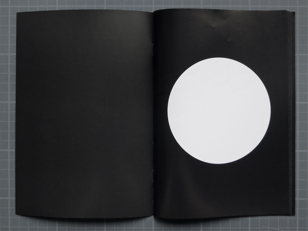 Claude Closky, 'Lunar Calendar 2013', 2012, Paris: Galerie Laurent Godin. Black offset print, 24 pages, 21 x 15 cm.