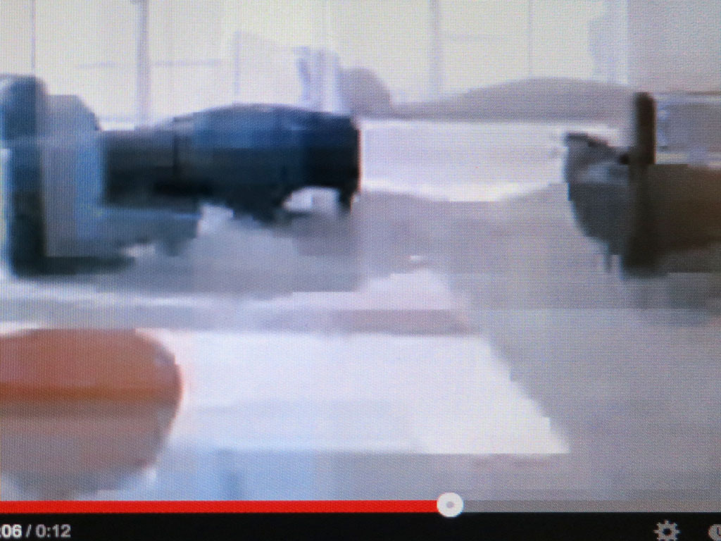 Claude Closky, 'No More', 2006, YouTube video (http://www.youtube.com/watch?v=hW4QmjBf21c), 12 seconds.