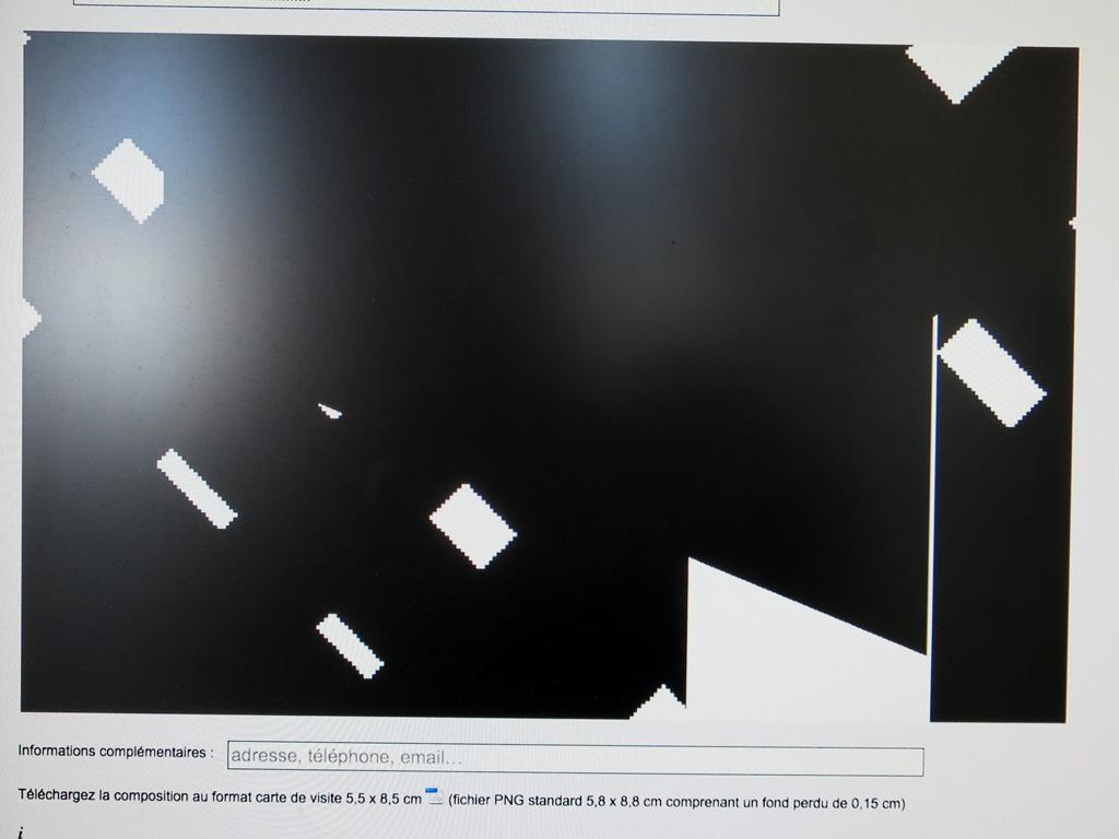 Claude closky under construction rectangular claude closky rectangular 2014 2015 interactive website business cards reheart Images