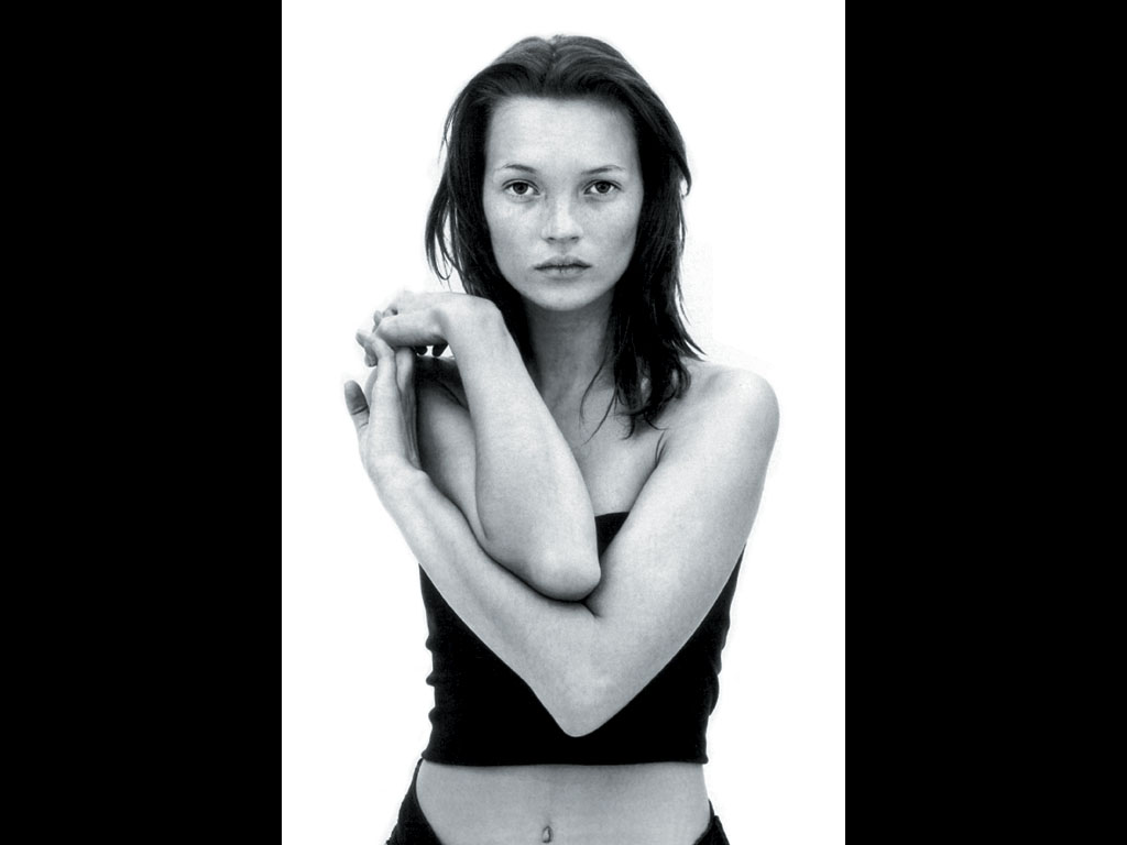 Claude Closky, 'Untitled (Kate Moss)', 1999, slide projection, dimensions variable, loop (6 seconds each slide).