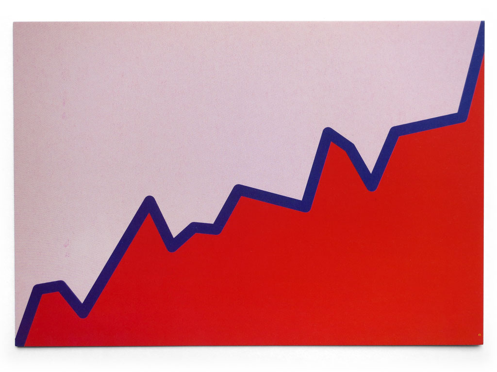 Claude Closky, 'Untitled (RASI.MI-27-01-03-12-02-03)', 2003, Paris: Iesa. Postcard, color offset, 10.5 x 15 cm.