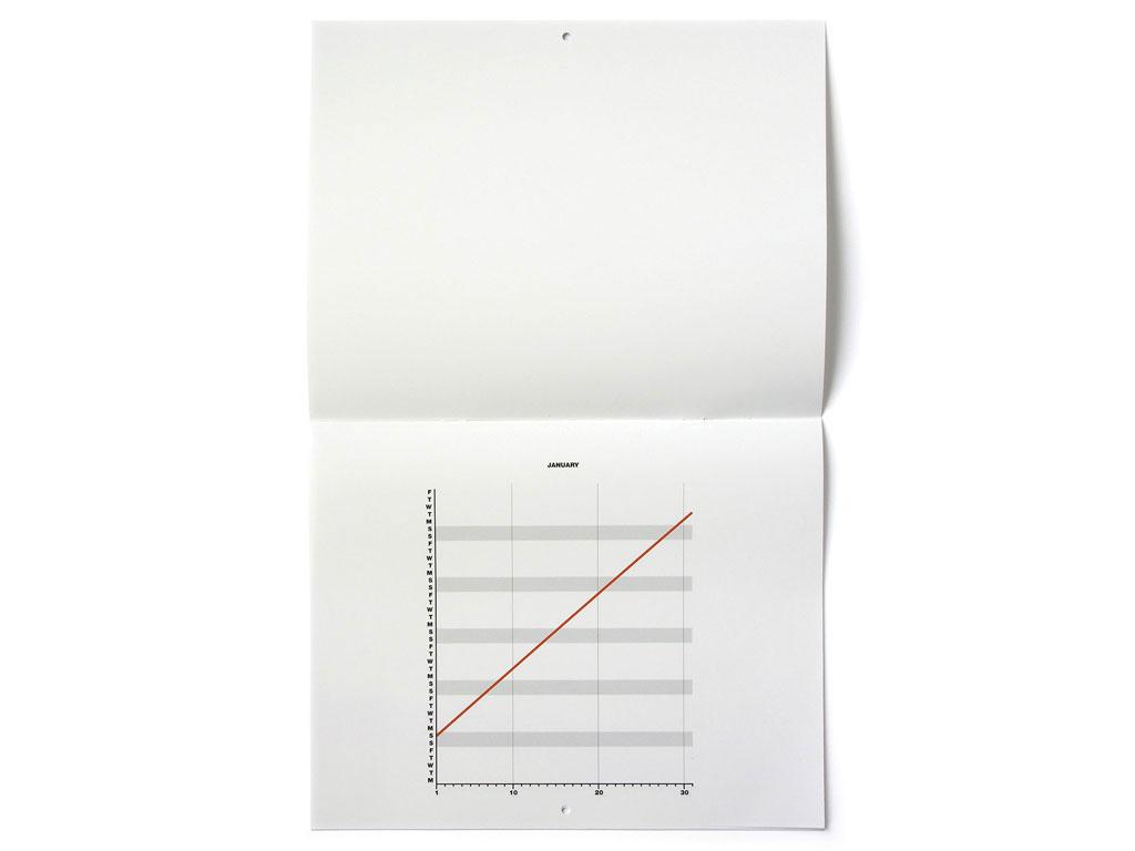Claude Closky, '2006', 2005, Paris: Editions 2-909043, 24 pages, 24 x 30 cm.
