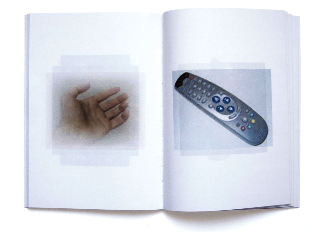 Claude Closky, 'A meeting at home', 2005, Amsterdam: NEROC'VGM, 192 pages, 21 x 15 cm.