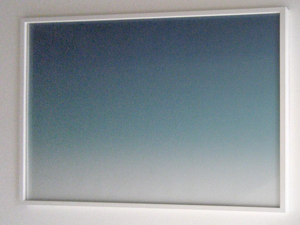Claude Closky, 'August 21st 1999', 1999, c-print, 40 x 50 cm.