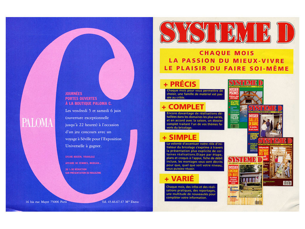 Claude Closky, 'Craven A', 1993, Brétigny-sur-Orge: Centre d'Art Contemporain, 24 pages, 30 x 22,5 cm.