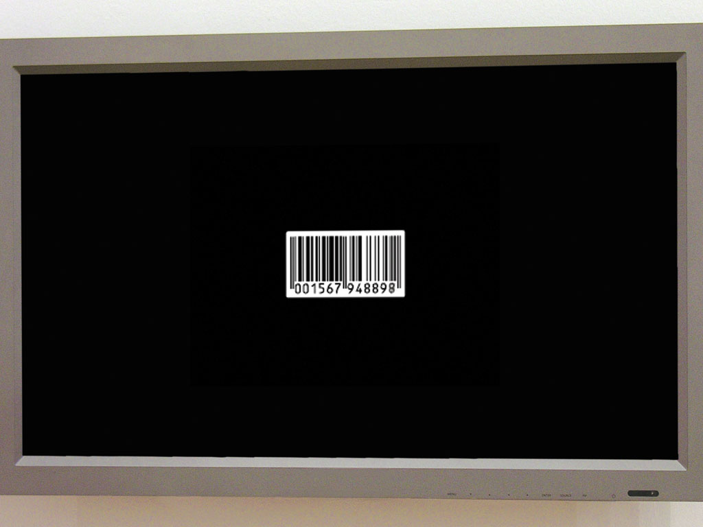 Claude Closky, 'Everything', 2004, flat screen, computer, 3168 years, 295 days, 9 hours, 46 minutes, 40 secondes.