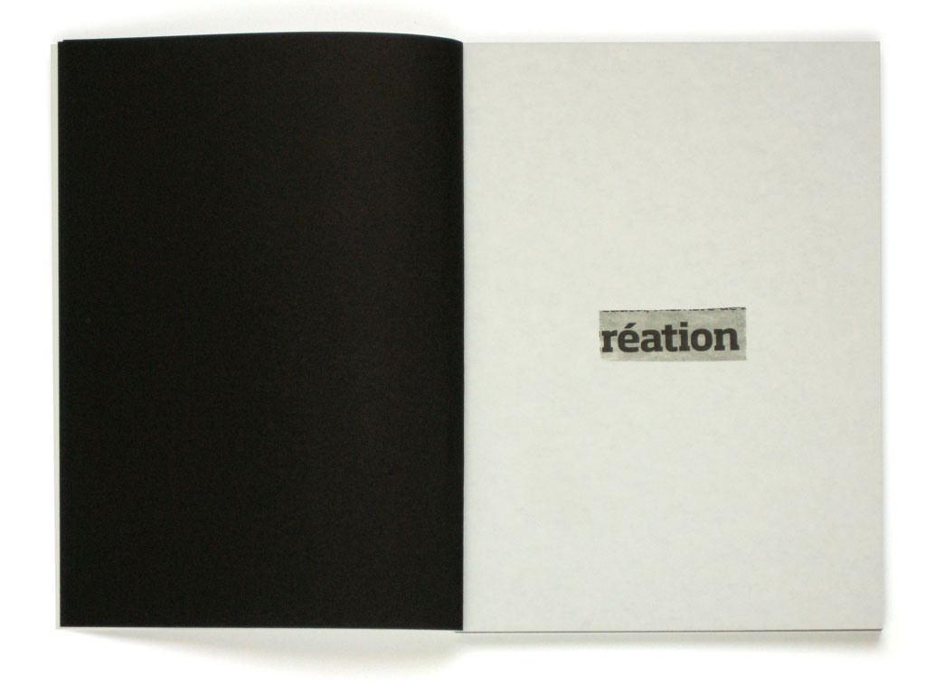 Claude Closky, 'Illumination', 2008, Paris: Editions 2-909043, 96 pages, 21 x 15 cm.