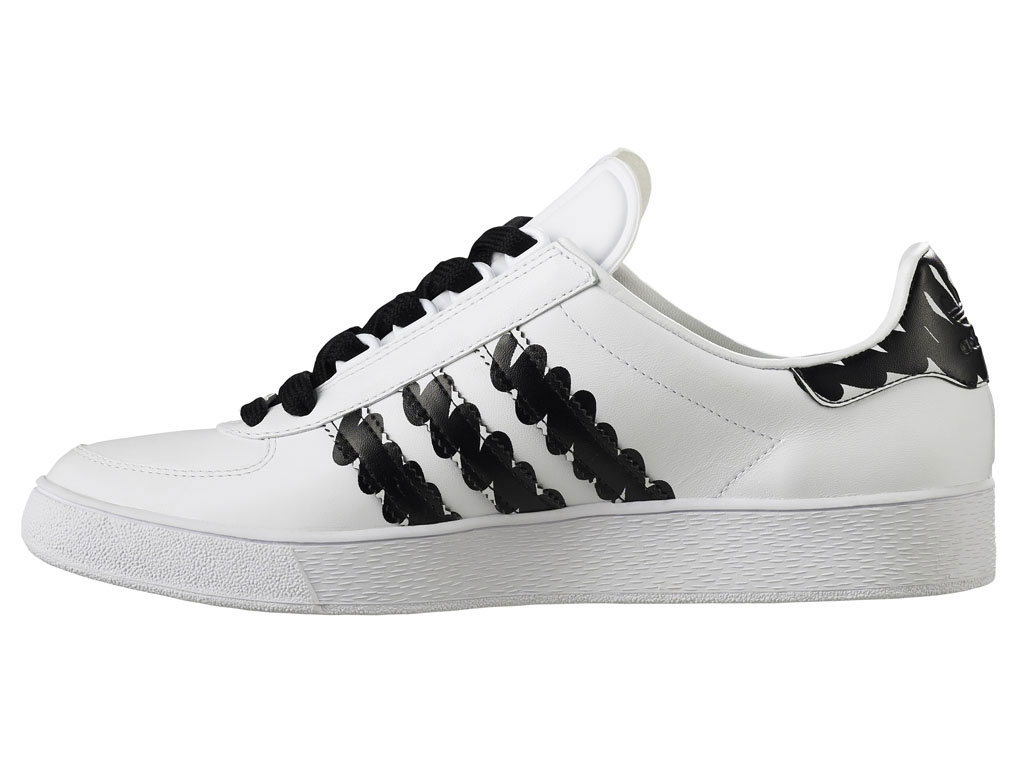 Claude Closky, 'My Adidas', 2006, Paris: Adidas. Sneakers, Adicolor Black Series for colette.
