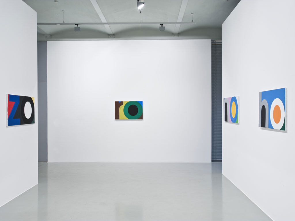 Claude Closky, 'Rarori', Galerie Mehdi Chouakri, Berlin. 13 November - 22 December 2010.