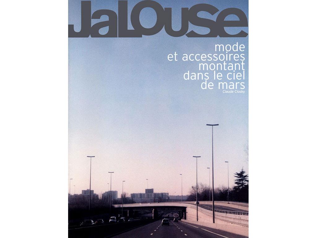 Claude Closky, 'Mode et accessoires montant dans le ciel de mars [Clothing and Accessories Rising in the March Sky]', 1999, Paris: Jalouse, off-print (March), 48 pages, 28,5 x 22 cm.
