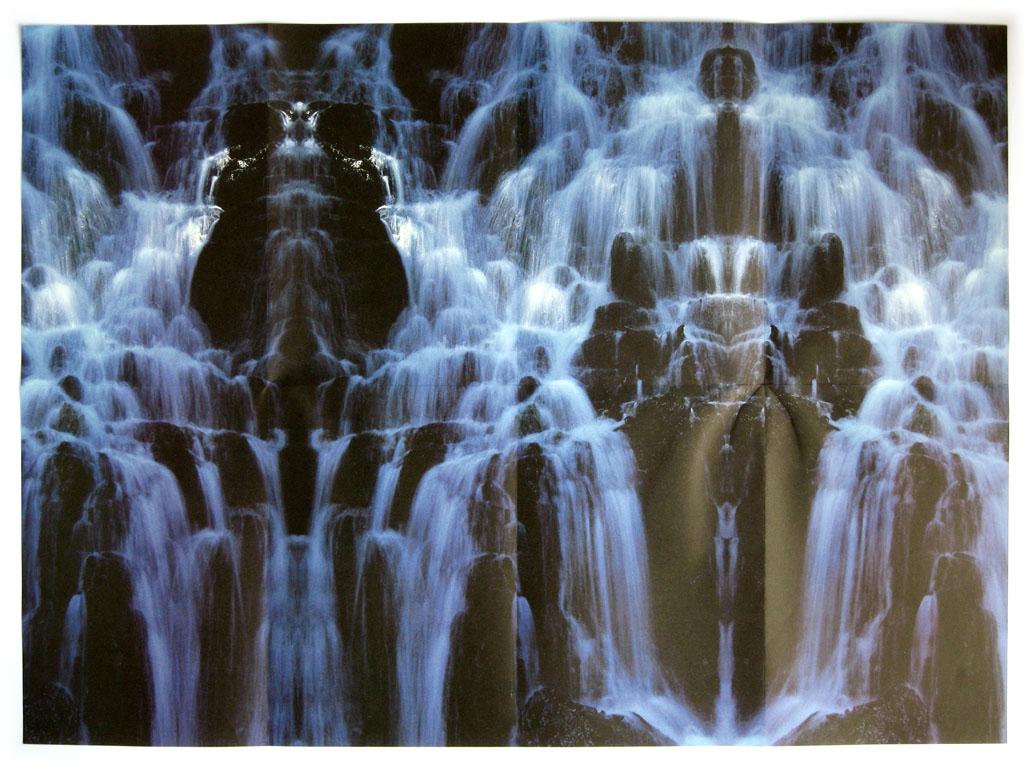 Claude Closky, 'Perfect Nature', 2002, 2003 new year greetings card. Pisa: Foundation Teseco per l'Arte , 60 x 84 cm.