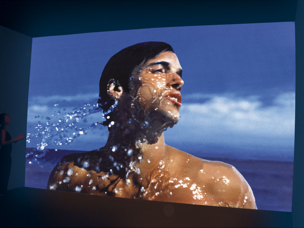 Claude Closky, 'Untitled (Cool Water)', 1999, slide projection, dimensions variable, loop (6 seconds each slide).
